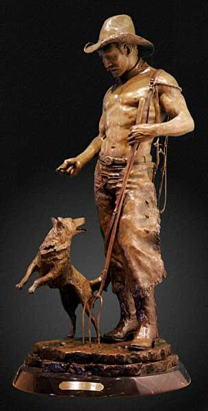 Austin Barton Sculptor Gallery In Santa Fe NM