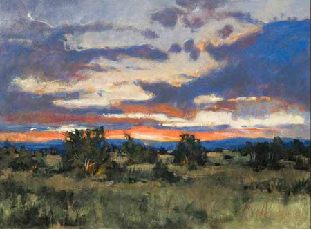 Canvas Santa Fe >> George Pate | Artist | Gallery in Santa Fe NM