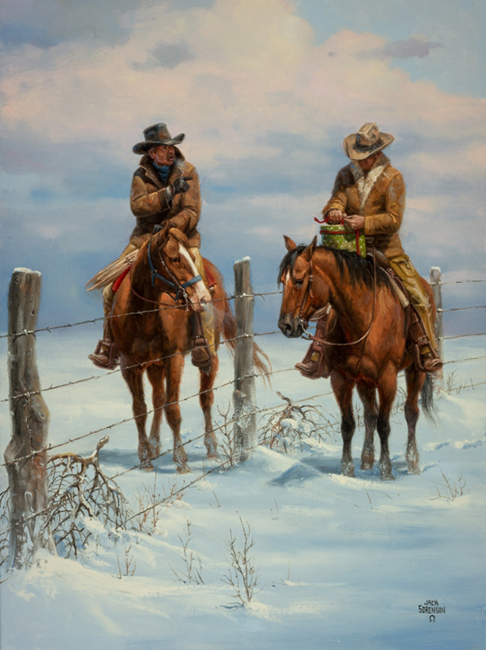 Jack Sorenson Artist Gallery In Santa Fe Nm